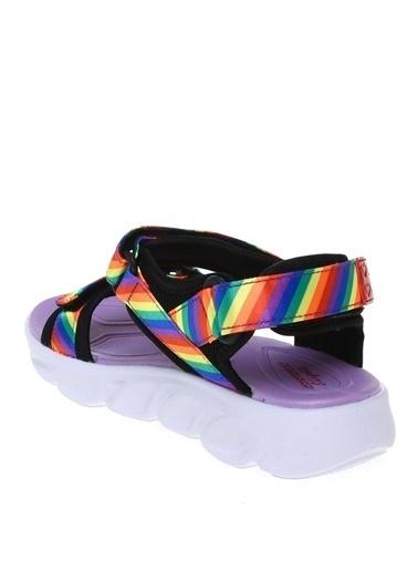 Skechers Sandalet Renkli
